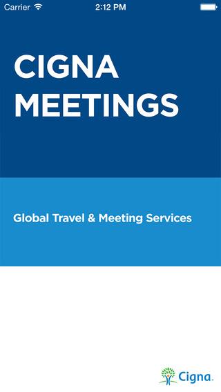 Cigna Meetings