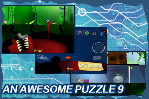 An Awesome Puzzle 9 - Thinking Outside The Box screenshot 3