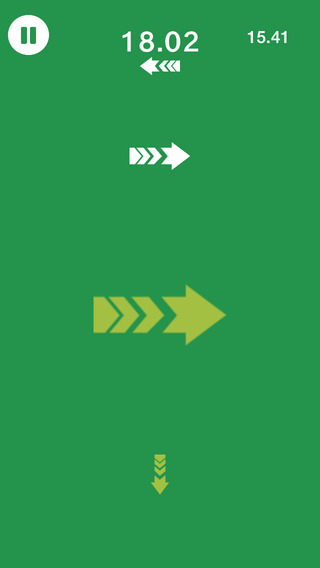Arrow Swing - Training your Swipe Skills