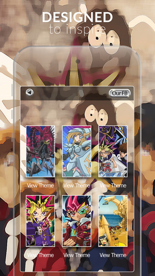 Manga Anime Gallery - HD Wallpapers Themes and Backgrounds in Yugioh Collection Style