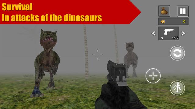 Survival HZD Island - Dinosaur Zombie Survival
