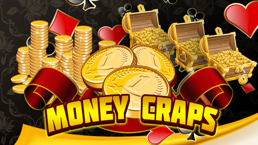 A lot of Money at Stake Craps Dice Game - Best Fun Win Big Jackpot Xtreme Casino Pro