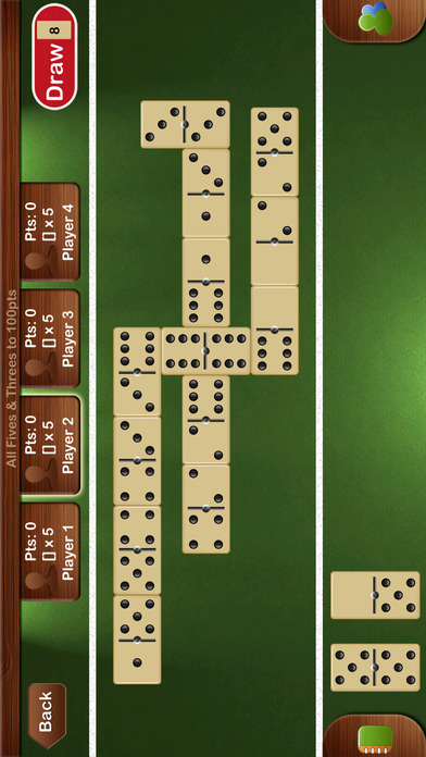 Screenshot 1 Dominoes