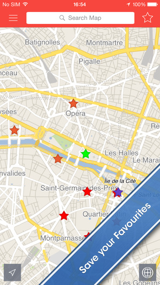 Florence Travel Guide and Offline City Map