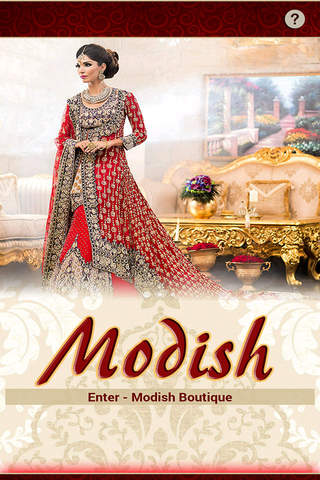Modish Boutique screenshot 1