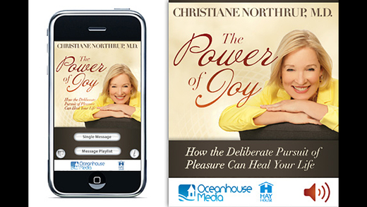 The Power Of Joy - Christiane Northrup M.D.