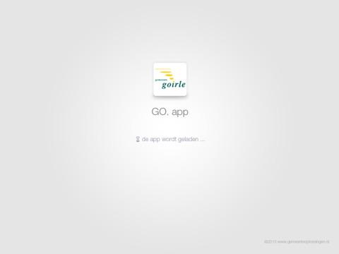 Gemeente Goirle – papierloos vergaderen met de GO. app