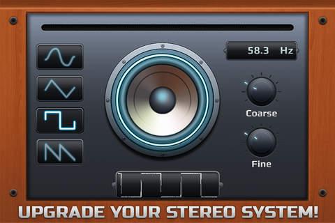 Bass Tester Adv screenshot 3