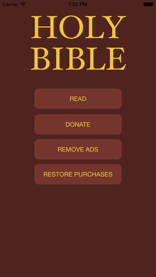 HOLY BIBLE PRAYER