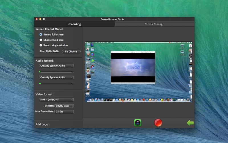 Screen Recorder-Studio - 屏幕录像软件[OS X]丨反斗限免