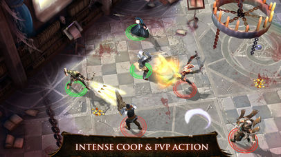 Screenshots of Dungeon Hunter 4 for iPhone