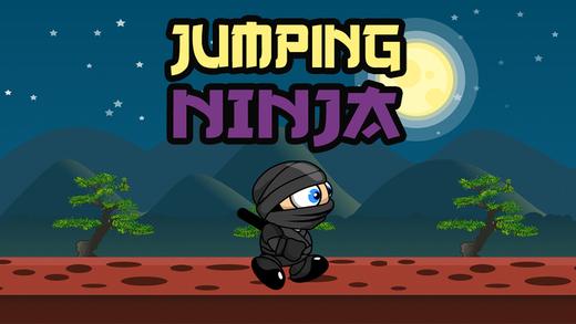 Jumping Ninja Free
