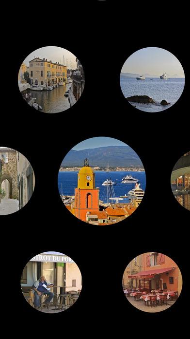 France Wallpapers and Photos Saint Tropez iPhone Screenshot 1