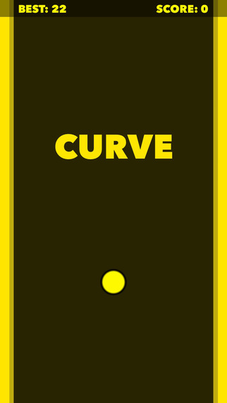 CURVE - hardcore yet relaxing one-tap game