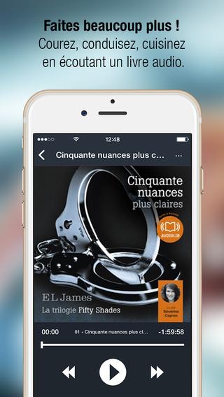 Audioteka - les meilleurs livres audio en français best-sellers livres pour enfants audiobook podcas