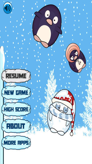 Don't Make the Angry Penguins Fall - Frozen Arctic Survival Game- Free