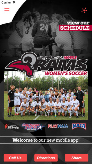 University of Mobile Women's Soccer