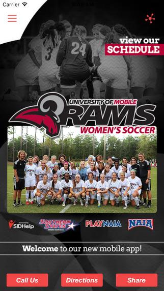 University of Mobile Women's Soccer