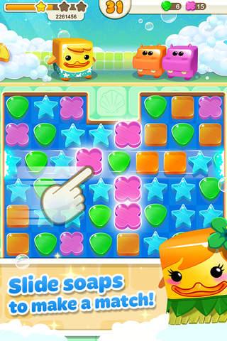 Scrubby Dubby Saga app screenshot