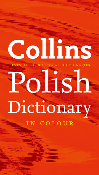 Collins Polish English Dictionary UniDict® - travel dictionary with phrasebook