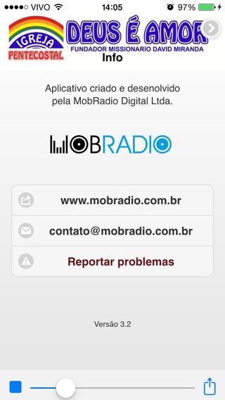Rádio 88 FM iPhone Screenshot 1