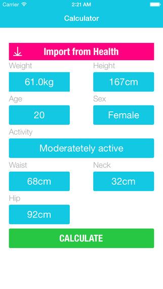 BMI Calculator for Health