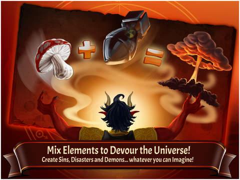 Screenshot #2 for Doodle Devil™ HD