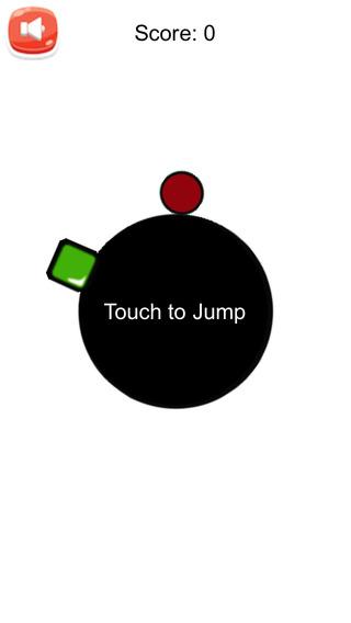 Jumping Dot: Addictive Game