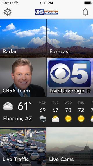 Arizona Weather Radar - KPHO