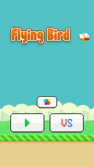 Flying Bird - Impossible Bird Flappy's Back