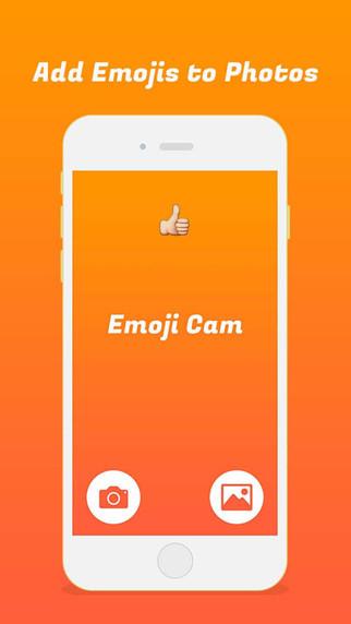 EmojiCam - Instamoji Camera Over 1500 Emojis