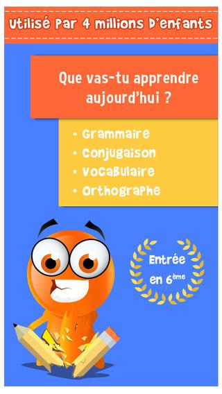 iTooch Les Bases du Français Exercices de révision et d'aide en Grammaire Conjugaison Vocabulaire et