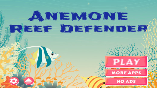 Anemone Reef Defender - TD Strategy Game - HD