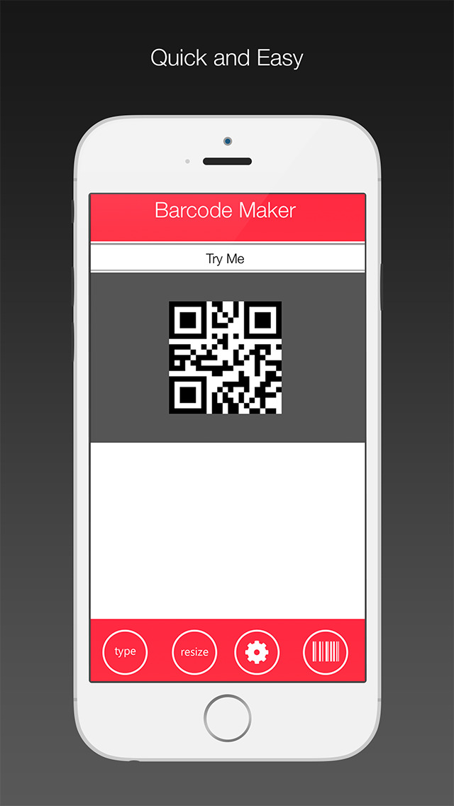 Barcode Creator screenshot 3