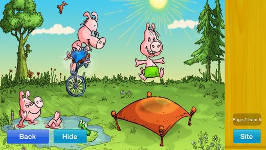 玩免費書籍APP|下載The Three Little Pigs - Collection app不用錢|硬是要APP