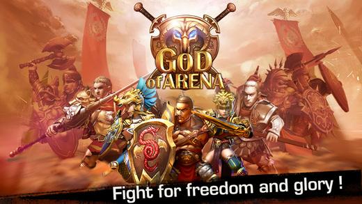 God of Arena - Brave Tower