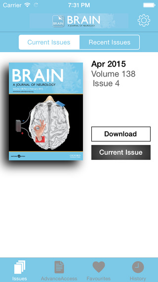 Brain Journal