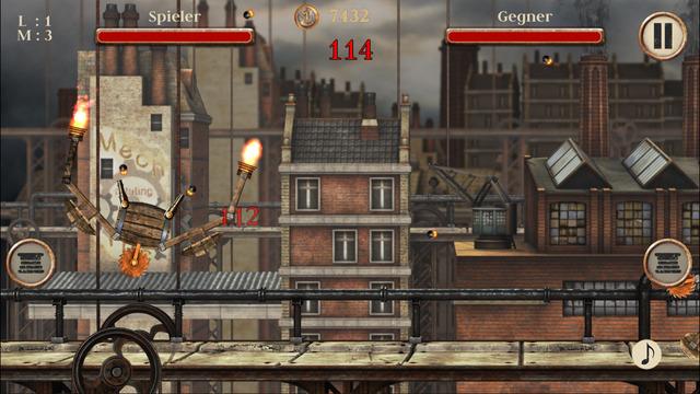 Engines of Vengeance Screenshots