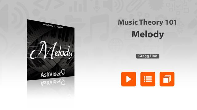 Music Theory 101 - Melody