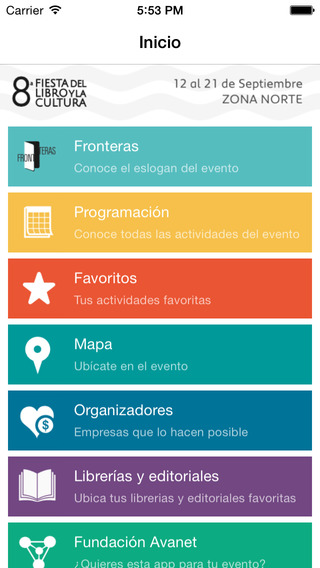 【免費書籍App】Fiesta del Libro Medellín-APP點子