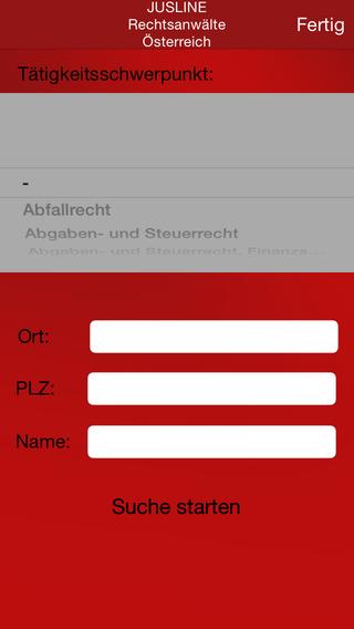 Rechtsanwälte Österreich