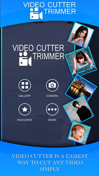 Video Cutter : Cut videos Movie cutter and Trimmer Vid trim