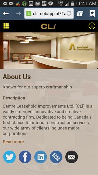 CLi Ltd