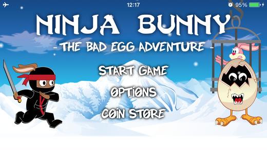 Ninja Bunny - The Bad Egg Adventure -