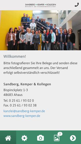 Sandberg Kemper und Kollegen