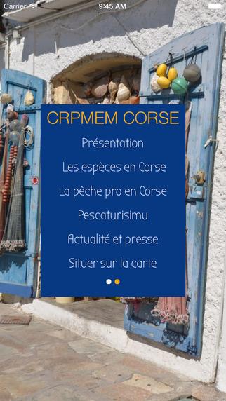 CRPMEM Corse