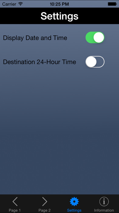 Time Traveler iPhone Screenshot 5