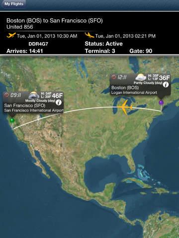Boston Airport Pro HD + Flight Tracker Premium BOS Logan jetBlue