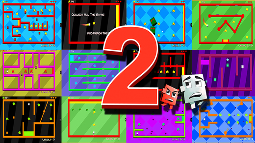 You Escape Sometimes 2 + Geometry Hero Jump a geometry room die game