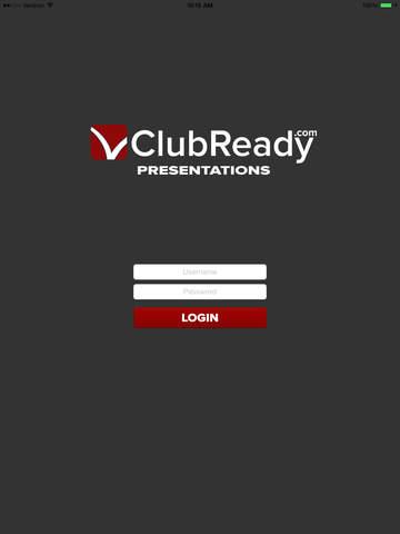 ClubReady Presentation Viewer